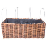 Willow Planter With Liner