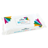 TC SENSITIVE BABY WIPES 24 x 80PK