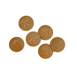 Two Pence Coins Set