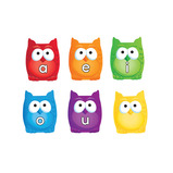 Vowel Owl Magnets