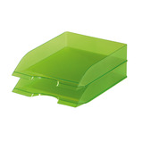 Durable Translucent Letter Trays