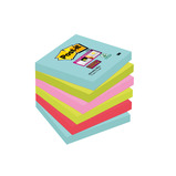 Post-it® Super Sticky Note Block Miami