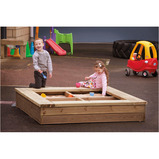 Wooden Sand Pit/Planter