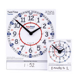 Teacher & Student Card Clocks