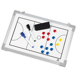 Netball Magnetic White Board