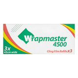 Wrapmaster 4500 Cling Film Refills