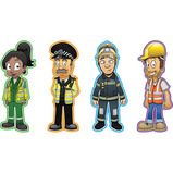 WORKERS SET OF 4