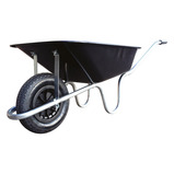 Medium-Duty Wheelbarrow