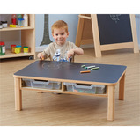 Mini Mark Maker's Chalkboard Table