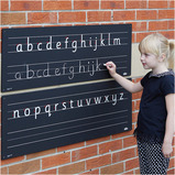 Outdoor Alphabet Line