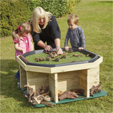 Active World Tray Outdoor Table