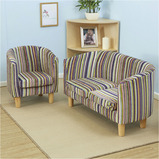 Wonderland Range Children's Chair and Sofa