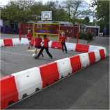 Playground Barriers and Dividers