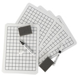 Consortium Superlight Mini Whiteboard Gridded Kit