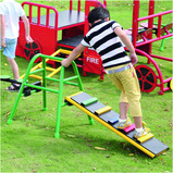 Outdoor Balance Gym Climbing Frame Set
