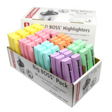 STABILO® BOSS Pastel Highlighters