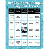 Healthy Relationship Bingo for Teens