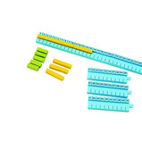 Numicon Number Rod Track