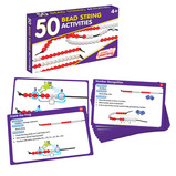 50 Bead String Activity Cards