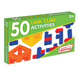50 Link Cube Activity Cards