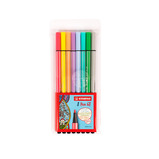 Stabilo Pen 68 Pastel Colours Pk8