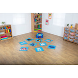 Professions Mini Placement Carpets