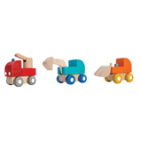 Mini Wooden Vehicles Set