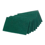 "SCOURER HEAVY DUTY 9X6"" PACK 10 PADS"