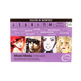 Daler Rowney Mixed Media Artboard Pads