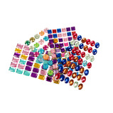 Peel & Stick Large Gemstones