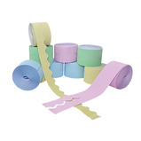 Pastel Corrugated Border Rolls