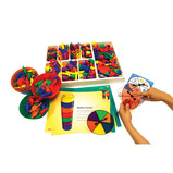 Super Coloured Sorting Set
