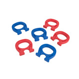 Colourful Horseshoe Magnets