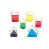 Geometric Litre Set