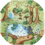 Active World Woodland Mat