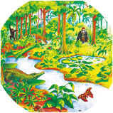 Active World Jungle Mat