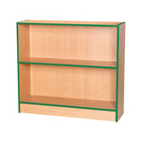 Accento Bookcase 2 Shelves