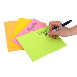 POST-IT SUPER STICKY LARGE MEETING NOTES