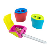 BOOGY CANNISTER SHARPENER DOUBLE HOLE