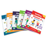 Phase 3 - Phonics. These workbooks work together to form the Letters & Sounds workbook programme