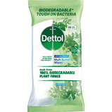 Dettol Biodegradable Surface Wipes
