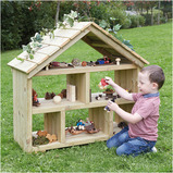 Outdoor Wooden Dolls House