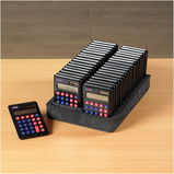 TTS Basic Calculators 36pk