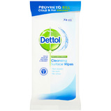 Dettol® Anti-Bacterial Surface Cleanser Wipes