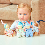 Eco Rubber Small World Baby Dolls