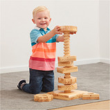 Motor Skills Twist and Turn Tall Tower