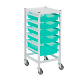 Gratnell Antimicrobial Compact Trolley