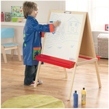 FOUR SIDED TRADITIONAL EASEL