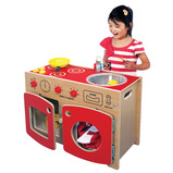 Worlds Complete Toddler Kitchen