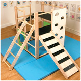 INDOOR CLIMBING CLIMBING WALL